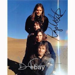 Roger Waters & David Gilmour Floyd (71709) Autographed In Person 8x10 with COA