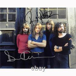 Roger Waters & David Gilmour Floyd (72073) Autographed In Person 8x10 with COA