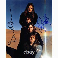 Roger Waters & David Gilmour Floyd (72664) Autographed In Person 8x10 with COA