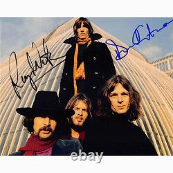 Roger Waters & David Gilmour Floyd (73106) Autographed In Person 8x10 with COA
