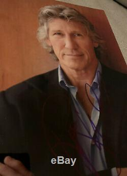 Roger Waters Original Autogramm Signed Autograph IN PERSON 100% Pink Floyd
