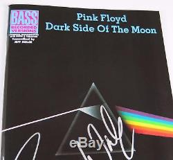 Roger Waters PINK FLOYD Signed Autograph Dark Side Of The Moon Sheet Music
