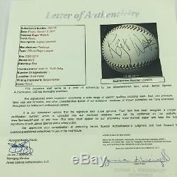 Roger Waters Pink Floyd Signed Autographed Major League Baseball With JSA COA