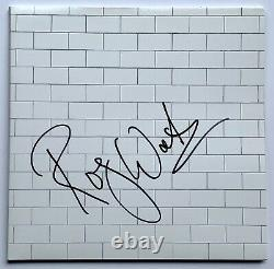 Roger Waters Pink Floyd signed album the wall autographed