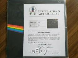 Roger Waters SIGNED Pink Floyd Dark Side of the Moon Vinyl 2016. WithCOA