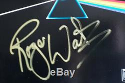 Roger Waters Signed (Photo Proof) PINK FLOYD DARK SIDE OF THE MOON