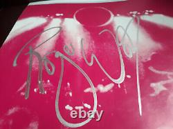 Roger Waters Signed (Photo Proof) PINK FLOYD Dark Side Of The Moon POSTER
