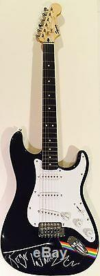 Roger Waters Signed Pink Floyd Autographed Guitar Fender Stratocaster (Gilmore)