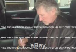 Roger Waters Signed Pink Floyd Dark Side Of The Moon Framed Vinyl Album Beckett