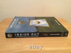SIGNED Nick Mason Inside Out A Personal History Of Pink Floyd 1st/1st SC