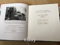 SYD BARRETT signed deluxe GENESIS PUBLICATIONS PSYCHEDELIC RENEGADES Pink Floyd
