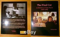 THE FINAL CUT A HISTORY OF PINK FLOYD 1982-1983 by Vernon Fitch SIGNED